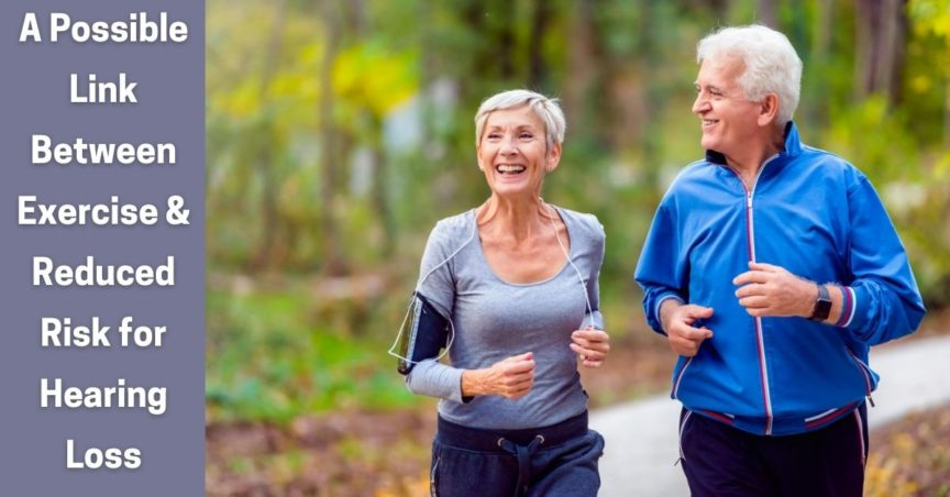 A Possible Link Between Exercise & Reduced Risk for Hearing Loss