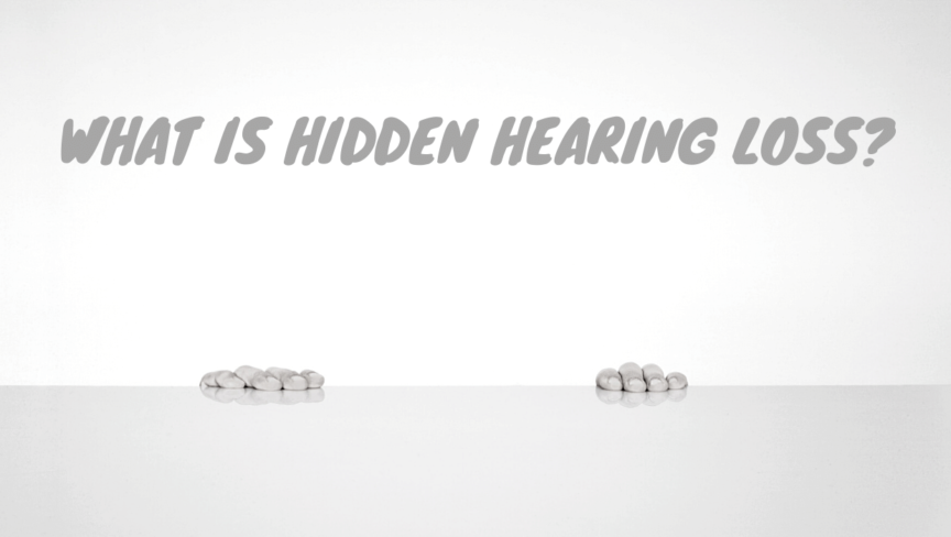 What is Hidden Hearing Loss?